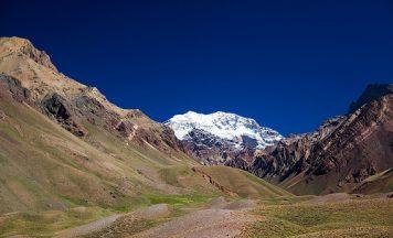 Vista de Aconcagua, Mendoza